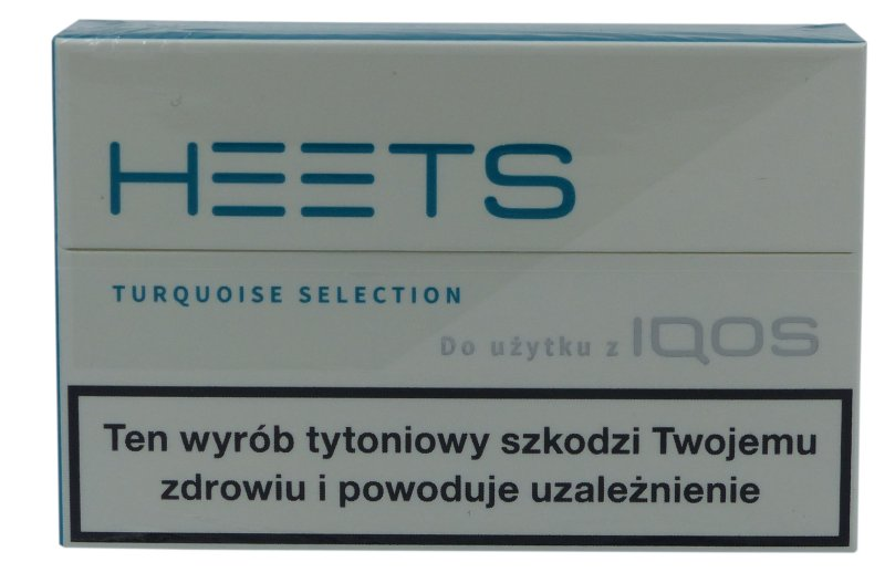HEETS turquoise 14,00