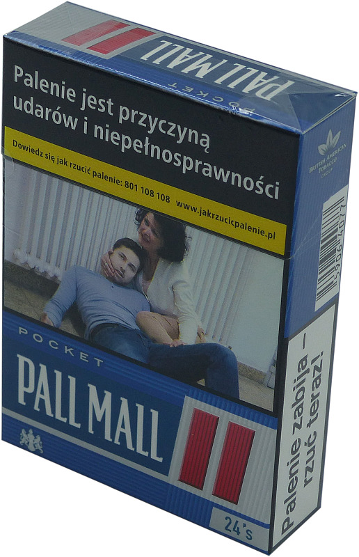PallMall pocket 24'Red 17.99-