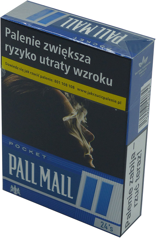 PallMall pocket 24'Blue 17,99N