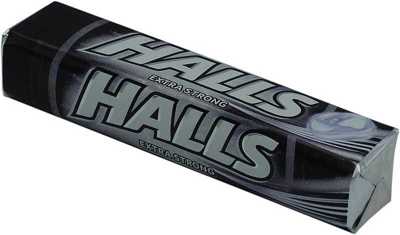 HALLS drops 20' extra strong
