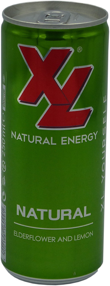 NAPÓJ Energy XL natural 250ml