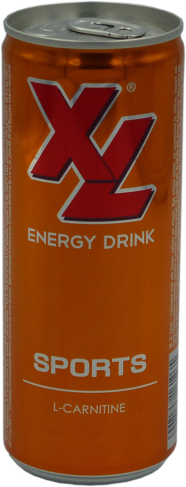 NAPÓJ Energy XL sports 250ml