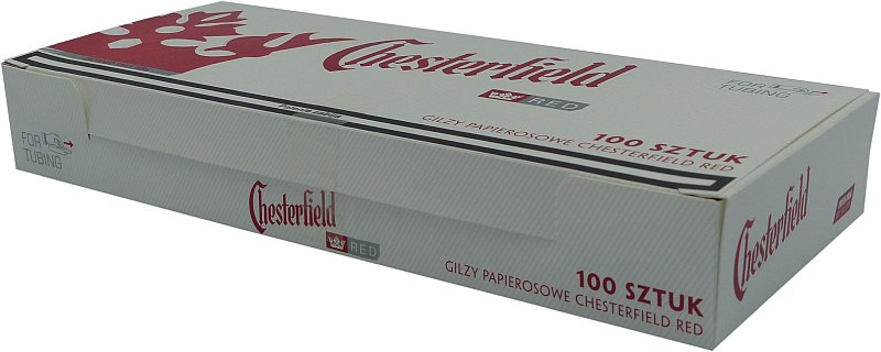 GILZY Chesterfield 100'RED