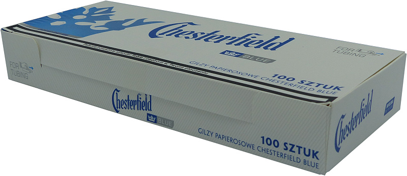 GILZY Chesterfield 100'BLUE