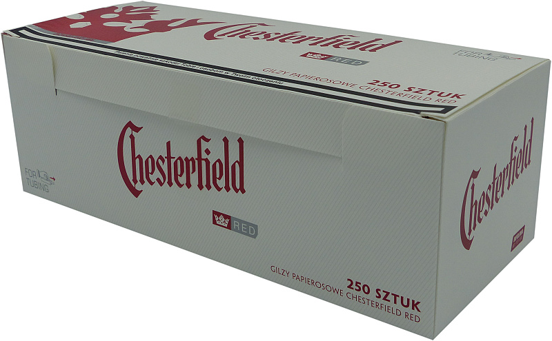 GILZY Chesterfield 250'RED